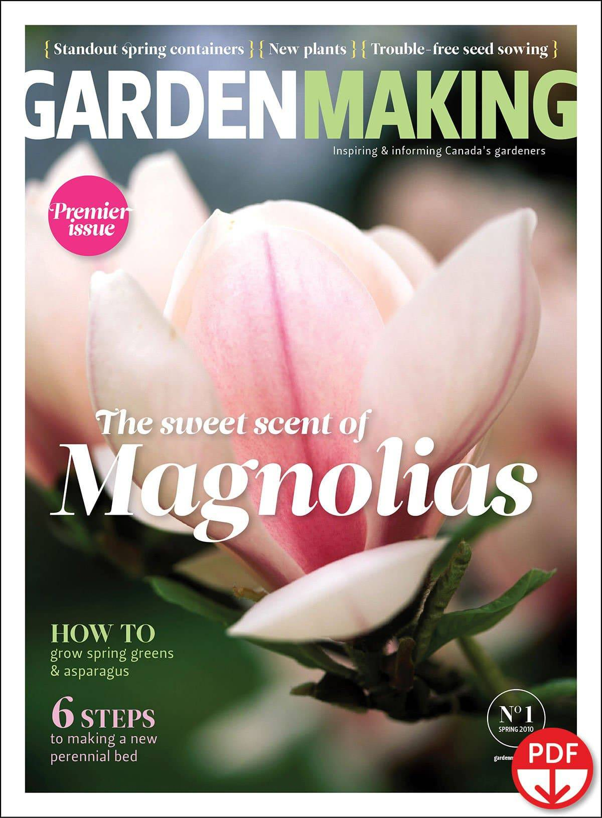 Garden Making issue 01