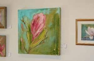 Magnolia art show in Annapolis Royal, NS