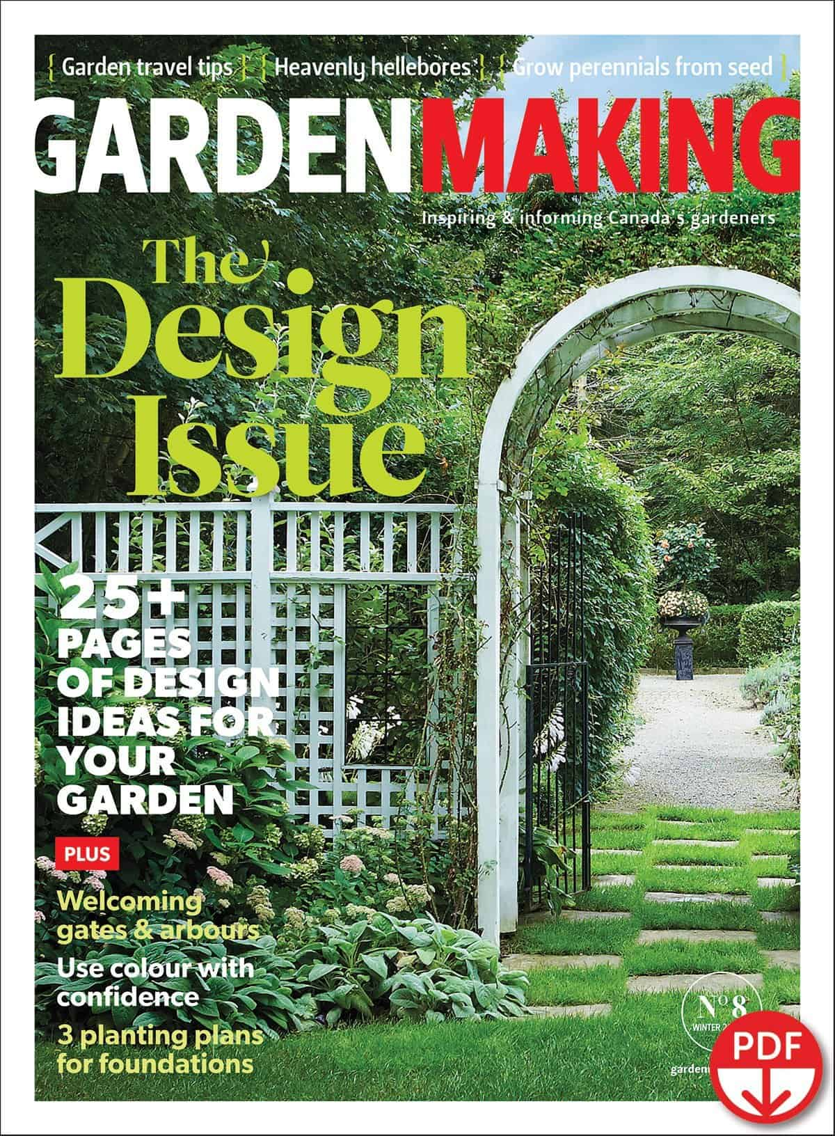 Garden Making 08 – The Design Issue