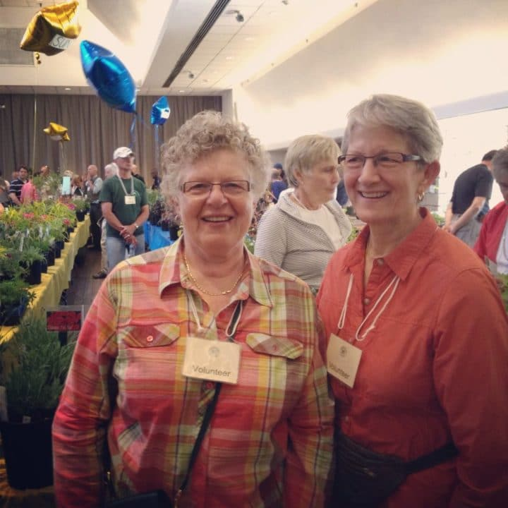 The two ladies who started the event and are behind its success are Bella Seiden and Barbara Cooper.