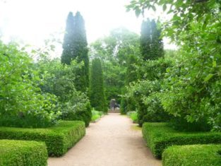 The governor's garden