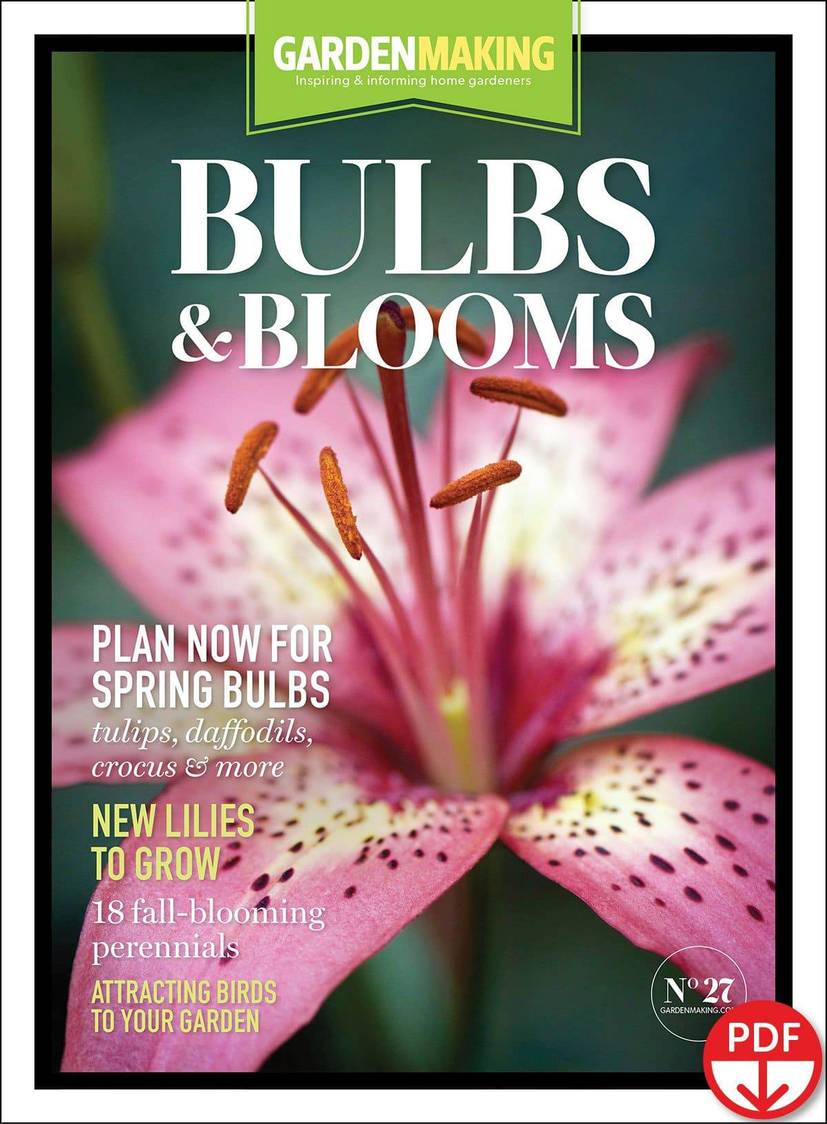 Bulbs & Blooms PDF