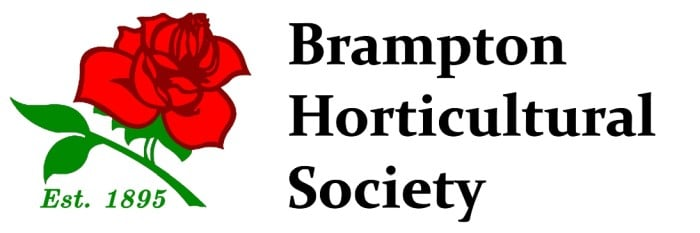 Brampton Horticultural Society Annual General Meeting and Pot Luck Supper
