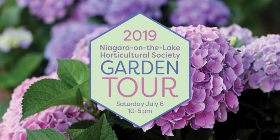 Niagara-on-the-Lake Horticultural Society Annual Garden Tour