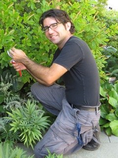 """Visitors Night: Paul Zammit """"Lessons from My Garden"""""""