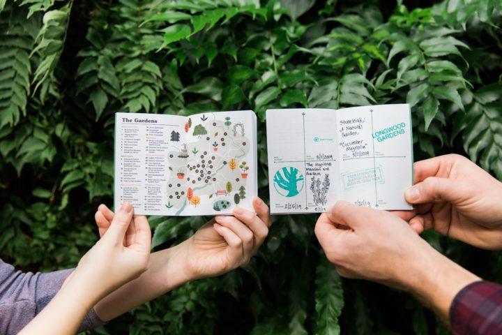 America's Garden Capital Passport encourages visits to 36 public gardens in the Philadelphia region.