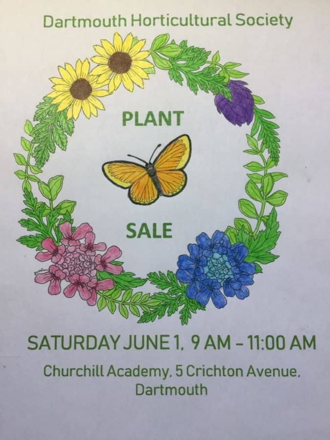 Dartmouth Horticultural Society Plant Sale
