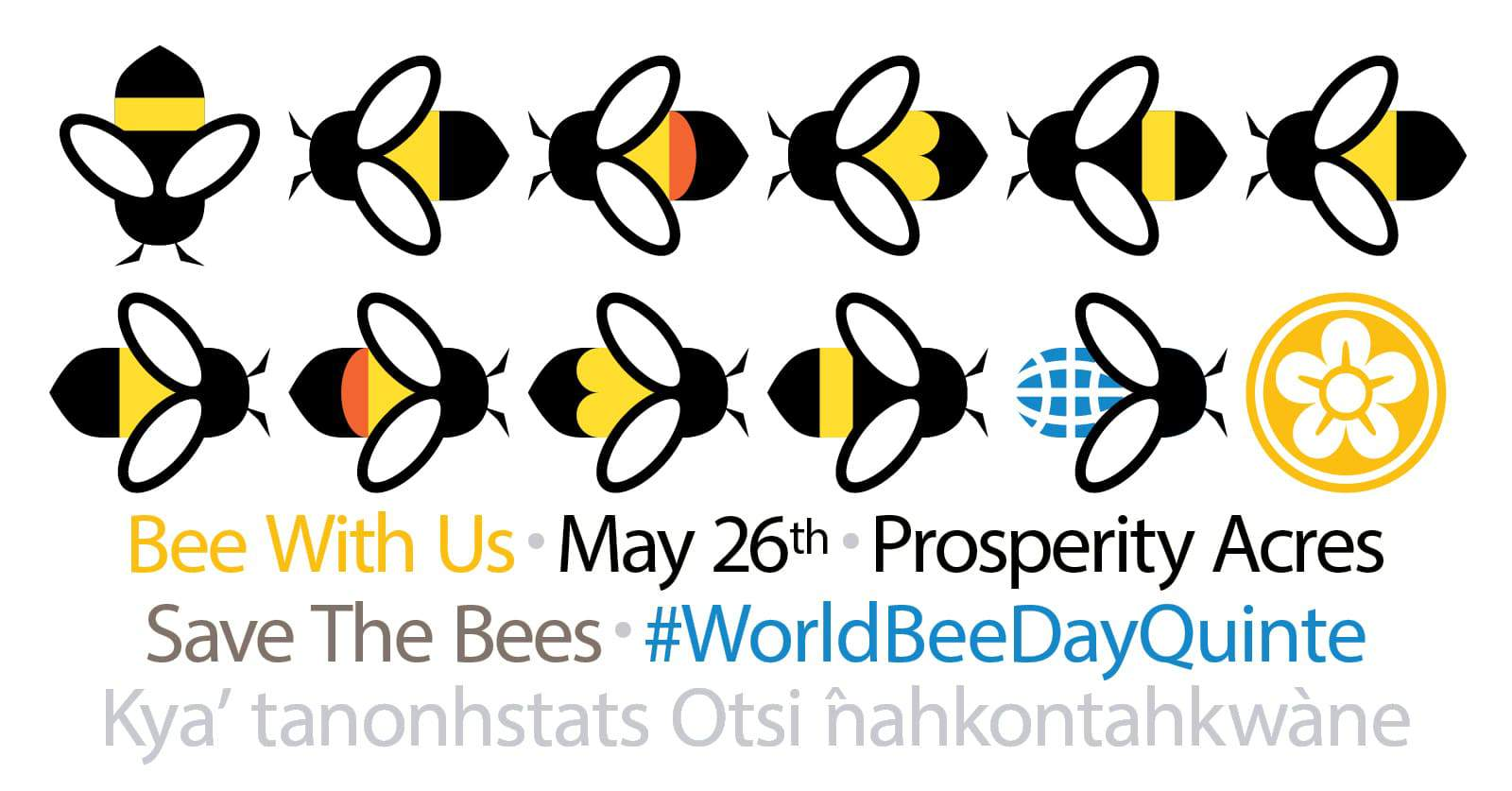 World Bee Day ~ Quinte