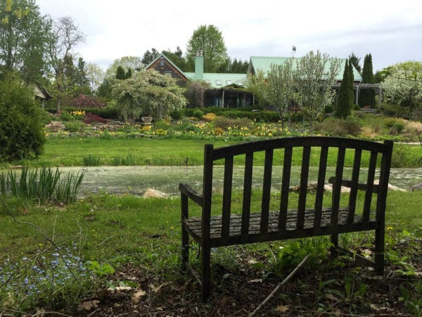 March Meeting: Welcome to Gannaiden – Garden of Possibilities