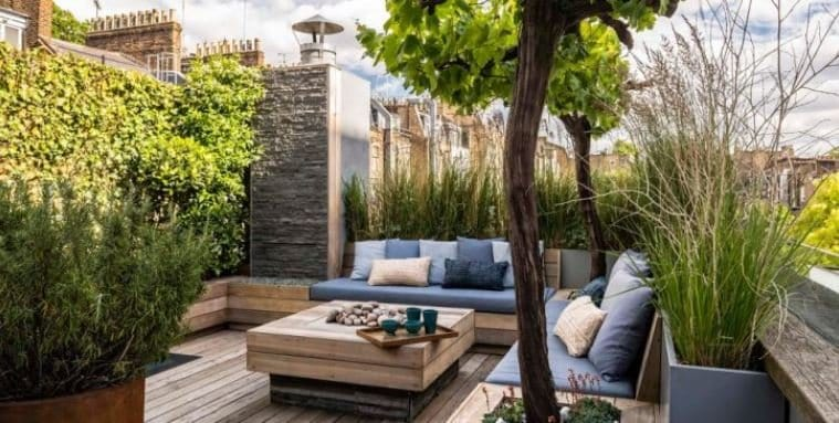 Making Your Garden a Living Space