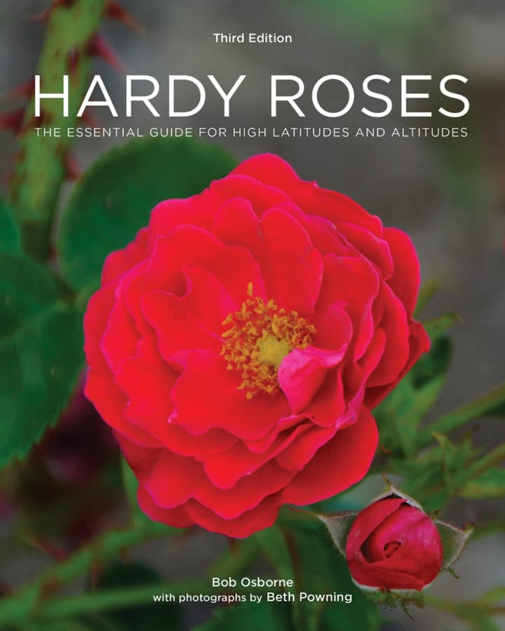 Hardy Roses book