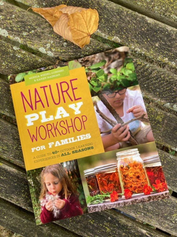 Nature-Play-Workshop-book-on-bench