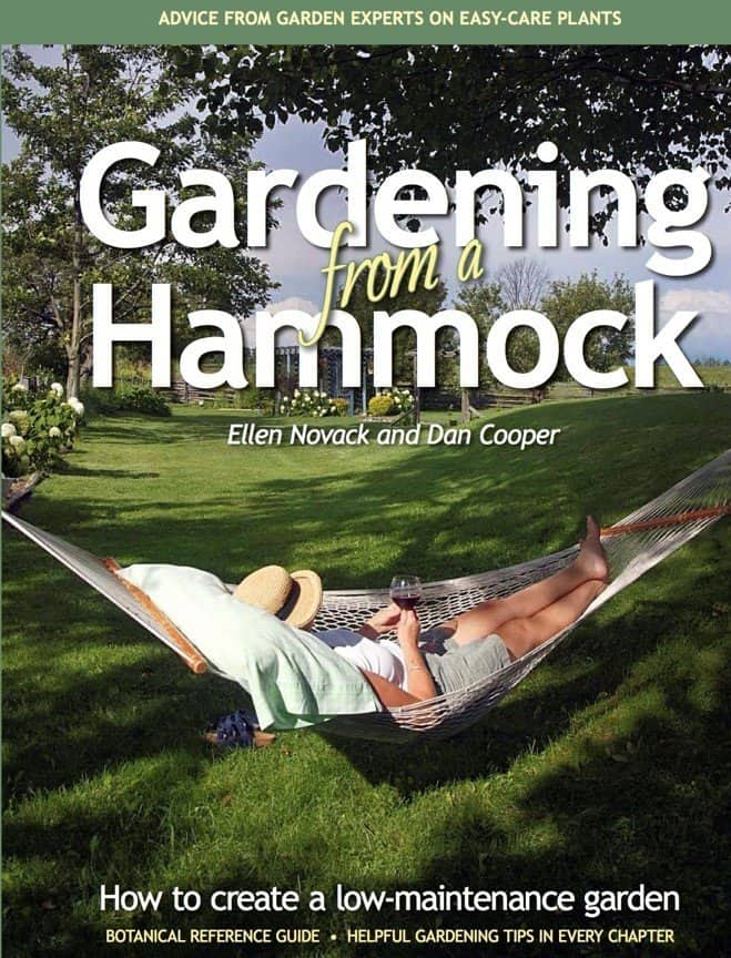 Sarnia Horticultural Society Online Meeting: Gardening from a Hammock