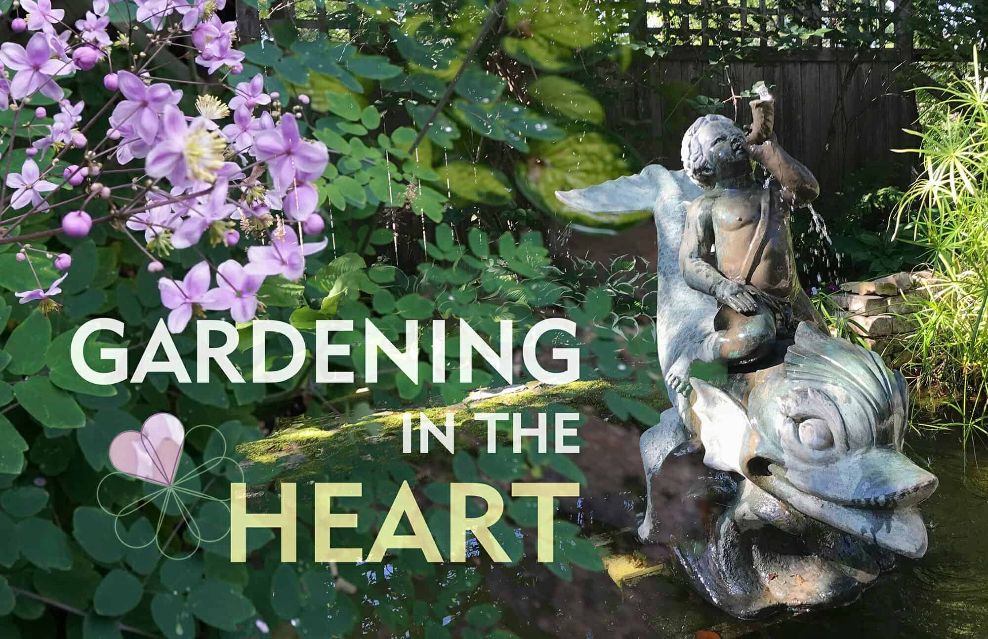 "Chat with the gardeners of the ""Gardening in the Heart"" videos"
