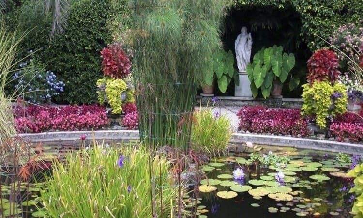 The Gardens of Northern Italy